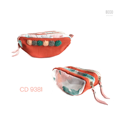 CARTUCHERA DOBLE - 9381 -