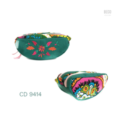 CARTUCHERA DOBLE - 9414 -