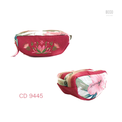 CARTUCHERA DOBLE - 9445 -