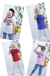 Pack de 3 Remerones estampas surtidas