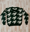 Sweater estampado RZ en internet