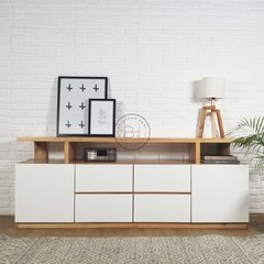 MUEBLE TV BOSTON NORDICO HIGH