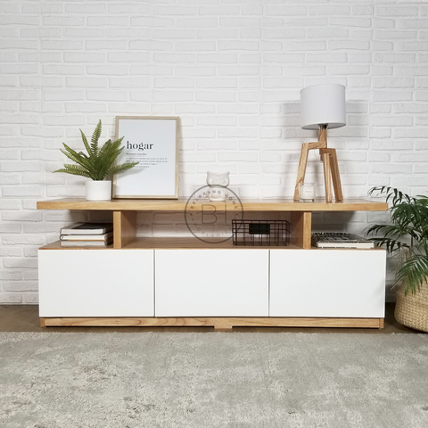 MUEBLE TV NORDICO BOSTON