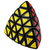 Mefferts Professor Pyraminx 5x5 Pillow