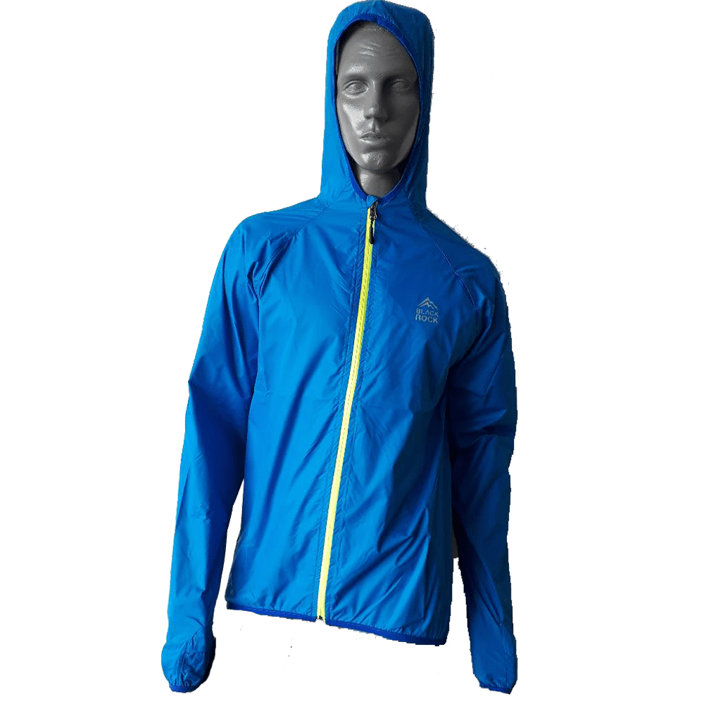 Campera Rompeviento Running Caballero (Slim Fit)