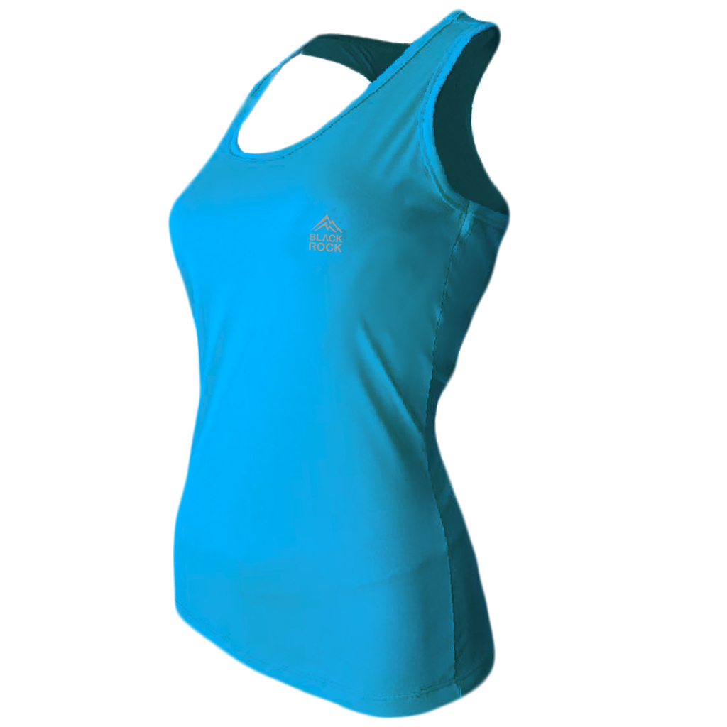 Musculosa Running DAMA - Black Rock - MUSD
