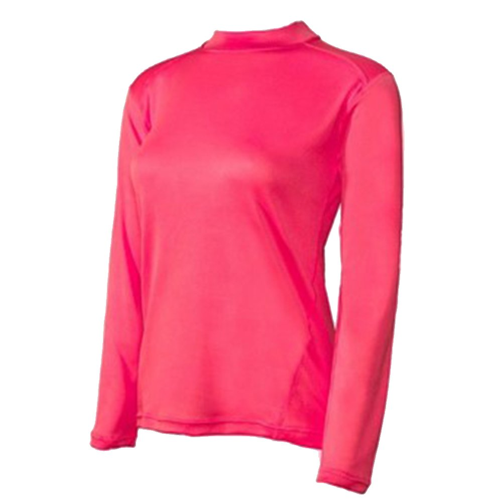 Remera Térmica DAMA Salmon - BLACK ROCK