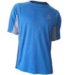 Remera Running CABALLERO AZUL - Black Rock -RRH 1