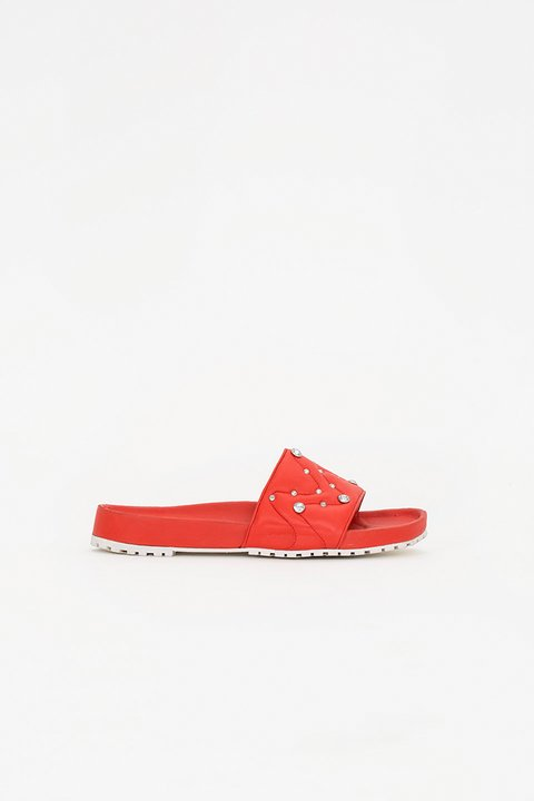 Abruba Leather Flat - buy online