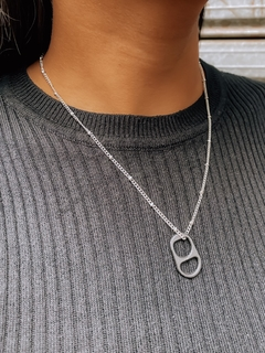 COLLAR SODA BLACK SILVER