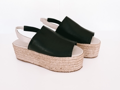 Sandalia Anna /black - Rebeca Shoes