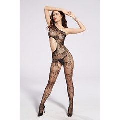 Bodystocking Macacão Floral Rendado – 3647 na internet