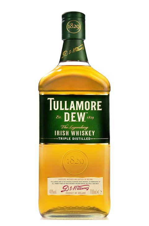 W. TULLAMORE DEW X 700 ML
