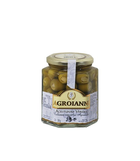 AGROIANNI ACEIT. RELL. C/AJO X 360 GRS