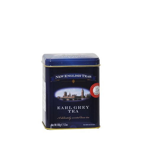 TE ENGLISH NEGRO EN HEBRAS EARL GREY X 100 GRS