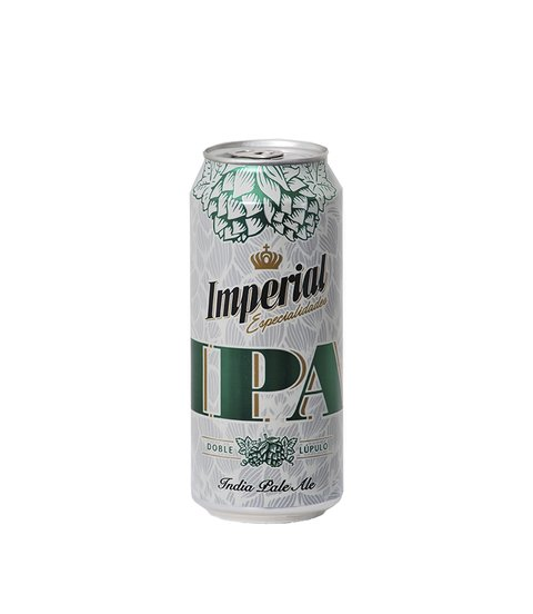 C. IMPERIAL IPA LATA X 473 ML