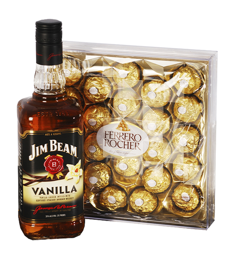 JIM BEAM + FERRERO