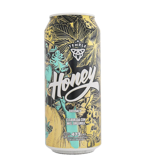 C. TEMPLE HONEY X 473CC