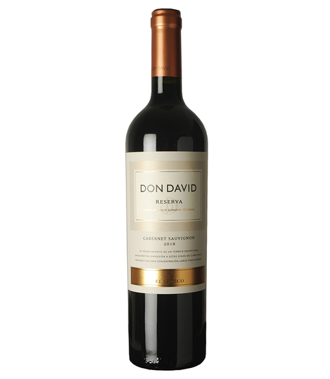 DON DAVID RESERVA CABERNET