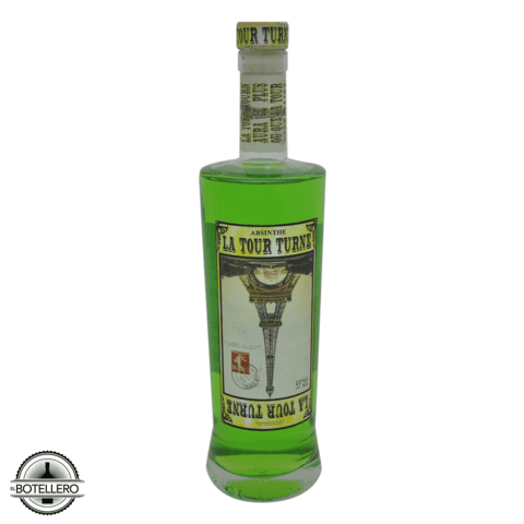 L. ABSINTHE LA TOUR TURNE X 750 ML