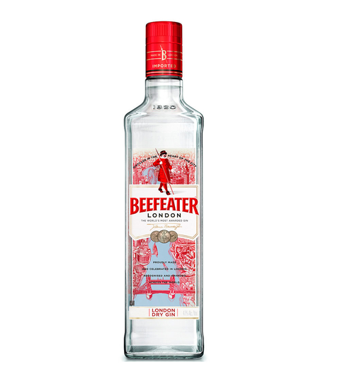 GIN BEEFEATER LONDON X 1 LT