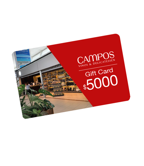 GIFT CARD 5000
