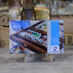 Aguada Van Gogh Caja Madera - Water Colour Wooden Box Set en internet