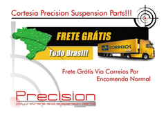 Pajero Glx 2.8 V6 - Kit Buchas Completo Pu - 5 Anos Garantia - Precision Suspension Parts