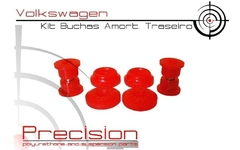 Saveiro G3 - G4 - Buchas Tras Completo. Pu - 5 Anos Garantia - Precision Suspension Parts