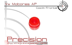Gol Bola - Kit Coxim Motor E Cambio Em Poliuretano - Precision Suspension Parts