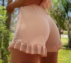 Short crepp tablitas en internet