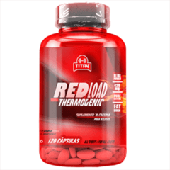 Red Load Thermogenic 420mg - Titan Suplementos