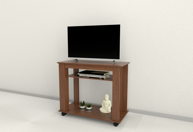 "RACK TABLES 1005- CTA TV 42"" CAOBA/TABACO"
