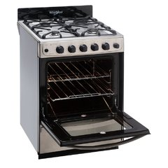 Cocina Whirlpool Wfx57di Inoxidable - comprar online