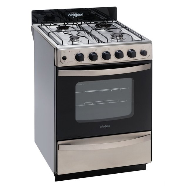 Cocina Whirlpool Wfx57dw Inoxidable