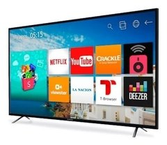"TV SMART HITACHI 50"" LED CDH-LE50 4K SMART20 - comprar online"