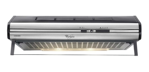 Purificador Whirlpool 3 Vel. Wab60cx Fte. A. Inoxidable