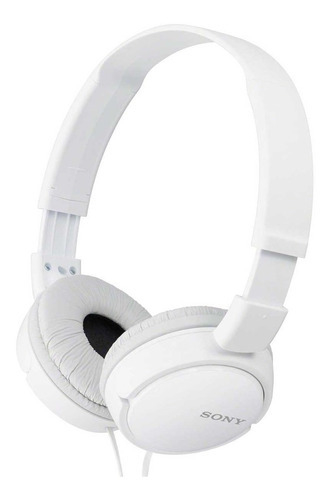 Auriculares Sony ZX Series MDR-ZX110 blanco