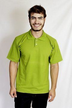 Camiseta MC Gola Polo PV
