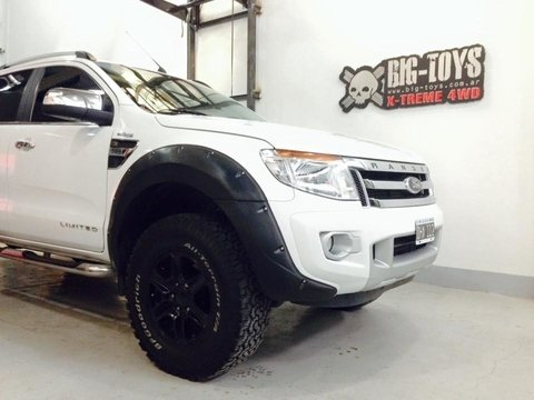 Fenders Ford Ranger 2012-2015