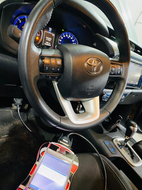 Reprogramación- Stage one/ Toyota Hilux 2005 a 2015
