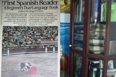 First Spanish Reader - Angel Flores  ISBN 0553143867