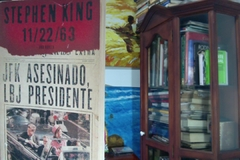 JFK Asesinado,  LBJ Presidente   -  Stephen King  11/22/63   -  Isbn   9780307951434