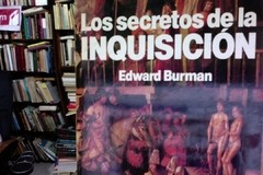 Los secretos de la inquisición - Edward Burman