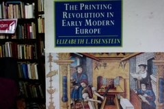 The printing revolution in early modern Europe - Elizabeth L Eisenstein