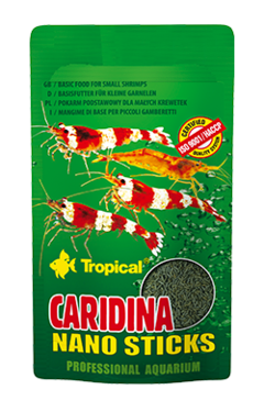 Caridina Nano Sticks 10g Tropical - comprar online
