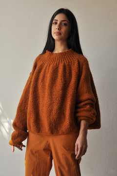 Sweater tejido Quilpo - comprar online