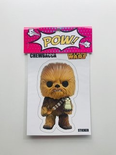 Stickers - Chewbacca de Star Wars