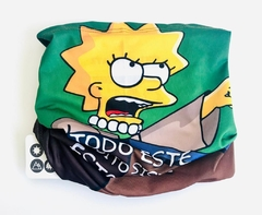 Cuellos de Lycra - Lisa Simpsons
