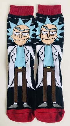 Medias Rick and Morty - Rick Wanted